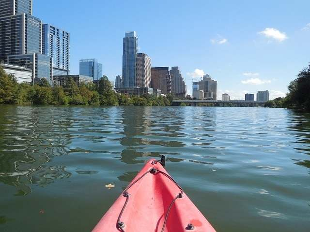 Austin-Texas-kayaking